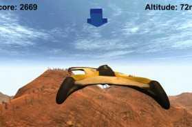 Cardboard Wingsuit Simulator