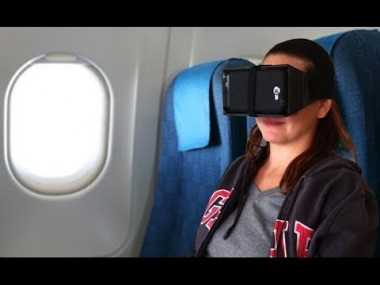 Near Sighted VR Augmented Aid
