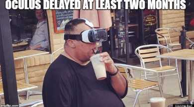 oculus delay