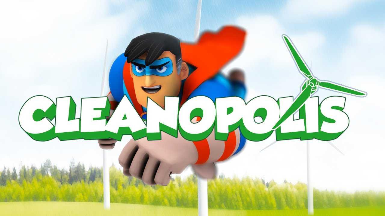 Cleanopolis VR