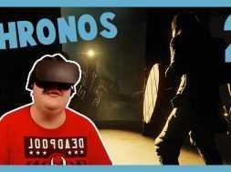 GIANT MONSTER – Chronos with the Oculus Rift CV1!