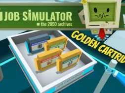 Job Sim – Golden Cartridges