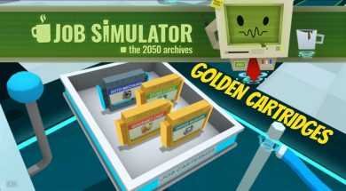 Job Sim – Golden Cartridges