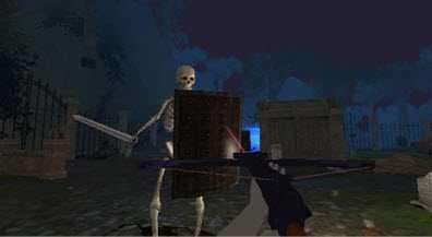 Horror Shooter – VR Cardboard