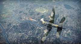 War Thunder Launch game for PSVR