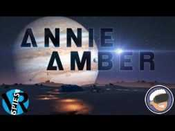Annie Amber is Beautiful But Somewhat Disappointing.