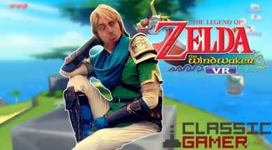 Zelda The Wind Waker in Virtual Reality with the HTC Vive and the latest Dolphin VR emulator