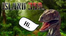 DINOSAUR HUNTER ROWDY | Island 359 – HTC Vive Gameplay