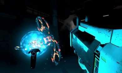 Gamescom: Blue Effect