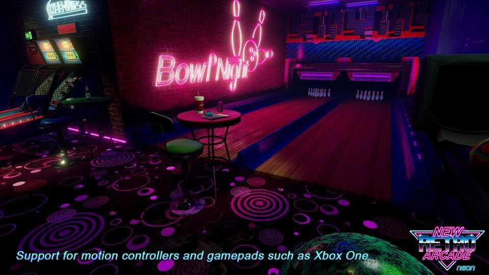 Review: New Retro Arcade Neon