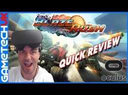 Blaze Rush Oculus Rift Quick Review CV1