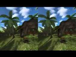 Jurassic VR – Google Cardboard