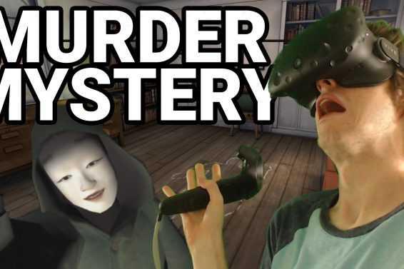 VR MURDER MYSTERY! – Dead Secret Part 1