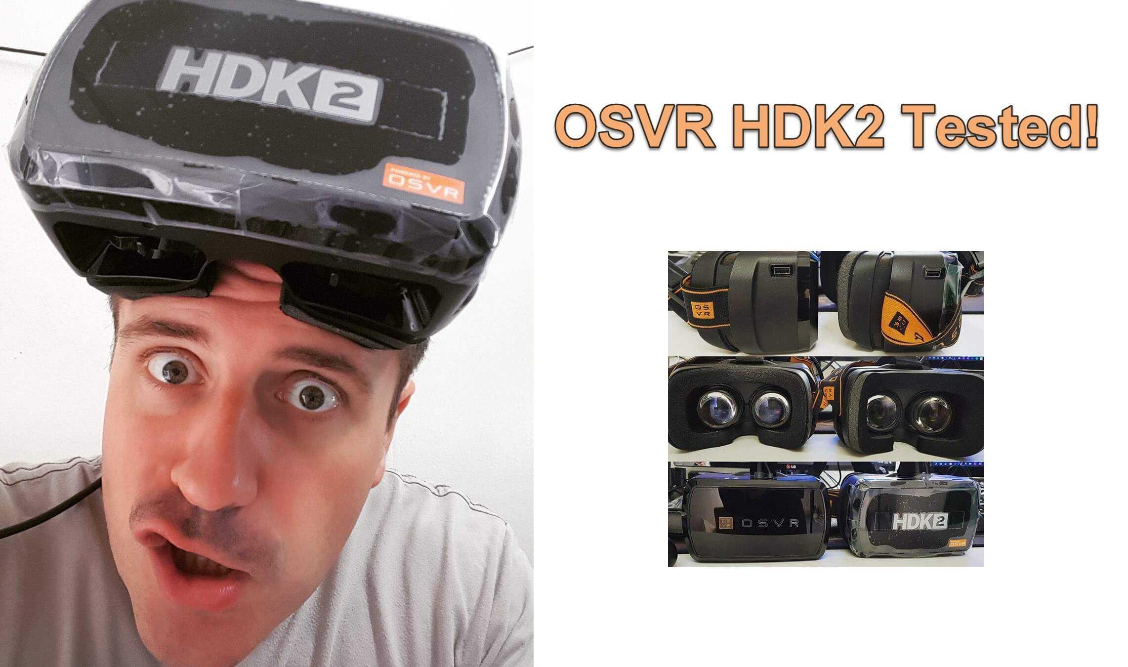 Review OSVR HDK2