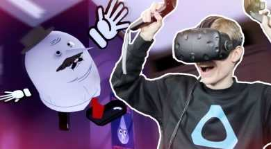 FUNNIEST VIRTUAL REALITY GAME EVER! | Accounting VR (HTC Vive Gameplay)