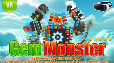 Gem Monster