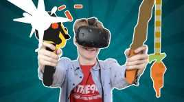 THE NEW VR WOLFENSTEIN 3D? | Quell 4D (HTC Vive Gameplay)