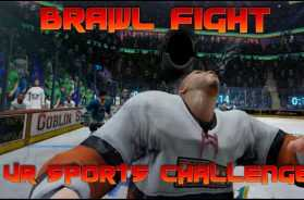 VR SPORTS CHALLENGE – Mini Games – Ice Hokey Fight !