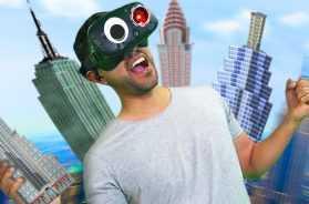 GIANT ROBOT SIMULATOR! | VRobot Virtual Reality