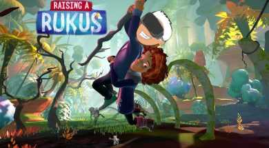 Lunchtime with my Gear VR – Raising a Rukus