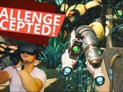 CHALLENGE ACCEPTED | Disassembled VR Dev BATTLE!