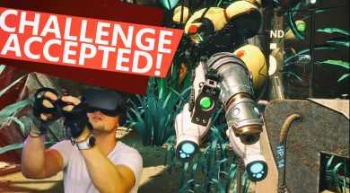 CHALLENGE ACCEPTED | Disassembled VR Dev BATTLE!
