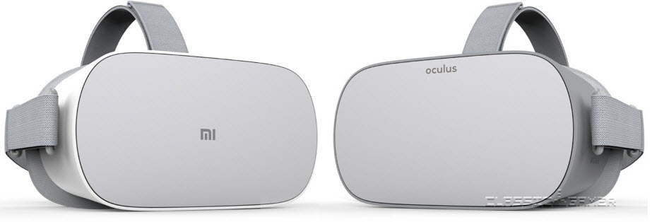 Oculus Go and Mi VR