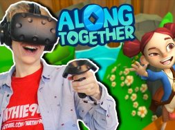Along Together VR (HTC Vive Gameplay)