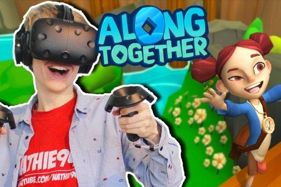 Along Together VR (HTC Vive Gameplay)