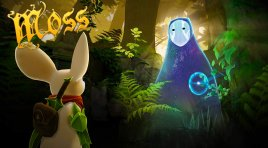 A fabulous VR adventure: Moss